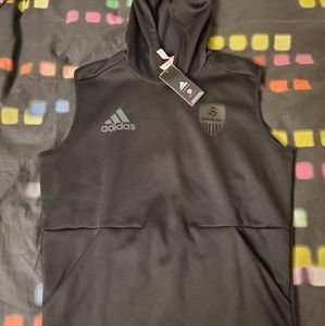 Adidas USAV Sleevless Hoodie